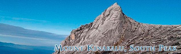 South Peak Mount Kinabalu